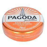 Permen Pagoda pastiles rasa Jeruk 20 gram