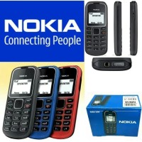 Handphone Nokia Hp Jadul 1280 Sim GSM Bahasa Indonesia New Refurbish