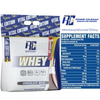 WHEY XS 5lbs Ronnie Coleman whey protein Whey RC king whey 5lbs