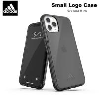 Case iPhone 11 Pro Adidas Sport Small Logo Soft Case - Smokey Black
