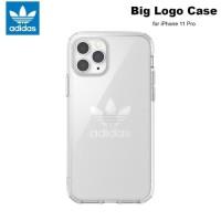Case iPhone 11 Pro Adidas Originals Big Logo Soft Case - Clear