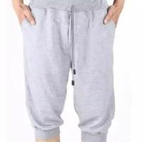 celana joger 7/8 ukuran XL, bahan adem dan super nyaman dipakai
