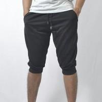 Celana Joger 7/8 standar, bahan adem dan nyaman dipakai