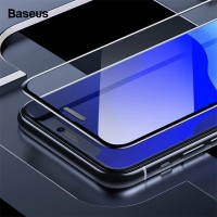 BASEUS DUST PREVENTION TEMPERED GLASS FOR IPHONE 11/11 PRO/11 PRO MAX