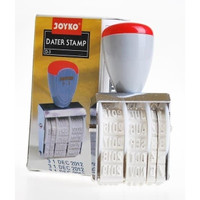 Stempel Tanggal/ Date Stamp D-3 Joyko