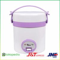 OXONE Cute Rice Cooker 0.3 Liter OX-182 - Ungu Pilihan