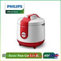 PHILIPS rice cooker 2L HD 3119 Pilihan