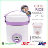 Oxone OX182 Rice Cooker Travelling Mini Pilihan