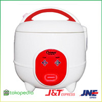 COSMOS Rice Cooker Harmond 0.6 Liter CRJ-1001 Pilihan