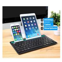 iK3380 Wireless Bluetooth Keyboard Multi Device HP Tablet iPad PC
