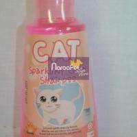 Shampoo Kucing Raid All Cat Sparkling Clean Shampo Pink 125ml