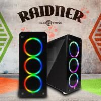 Cube Raidner Gaming Casing elektro