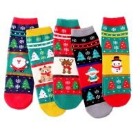 Borong Agd-fashion Kaos Kaki Santa Claus untuk Hadiah Natal Anak