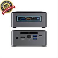 Intel NUC 7BNH i7 FULL SET dengan pilihan HDD SSD RAM DOS WINDOWS 1