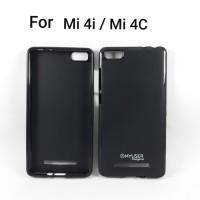 Xiaomi Mi4c Mi 4c Soft Case Silikon Casing Cover Hitam My User