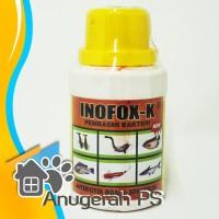 Inofox-K Antibiotik Cair Untuk Ikan 120ml