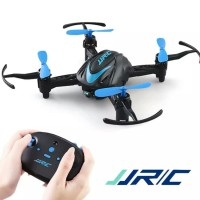 Jjrc H48 RC Mini Drone Inframerah 2.4G 4CH 6 Axis 3D helikopter