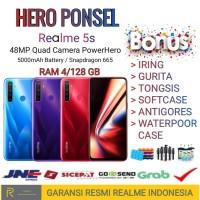 REALME 5S RAM 4/128 GB GARANSI RESMI REALME INDONESIA