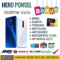 REALME X2 PRO RAM 12/256 GB GARANSI RESMI REALME INDONESIA