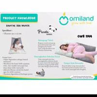 maternity pillow omiland / bantal ibu hamil