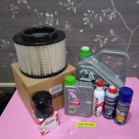 Paket tune up TMO 5/30 Innova lama, Fortuner bensin ada7 item