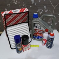 Paket tune up TMO 10/40 Avanza vvti,Xenia 1300 vvti Rush Terios 6 item