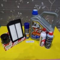 Paket tune up TMO 10/40 Sigra 1,0, Calya 1,0 ada 6 item