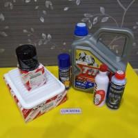 Paket tune up TMO 10/40 Vios baru, New Yaris ada 6 item
