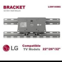 """Bracket tv LG Original 19"""" s/d 32"""""""