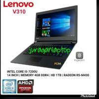 Laptop LENOVO V310 Intel Corei5-7200| 4GB 1TB| Ati Radeon 2GB| Win10