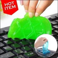 ORIGINAL !!! Slime Jelly Cleaner Pembersih Debu Keyboard Gel Serbaguna