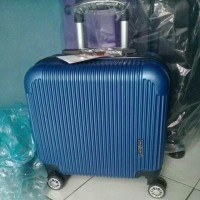 Tas Koper 16 inch POLO EXPLY Ukuran Kabin 16 inch Fiber Travel Bag