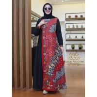 New Gamis batik Ratoe modern