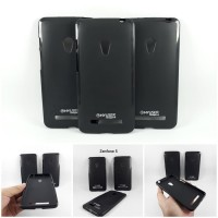 Asus Zenfone 5 A500CG Soft Case Silikon Casing Cover Hitam My User