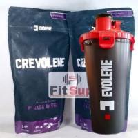 CREVOLENE 300g 2pcs FREE SHAKER creatine evolene creakong kre alkalyn