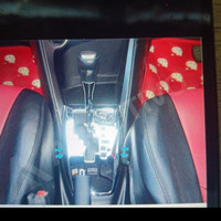 cover panel gear knop all new yaris trd 2014