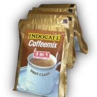 Kopi Indocafe Coffeemix / Renceng