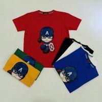 Pakaian Baju Atasan Kaos Anak Laki /Cowok LED Bagus (bukan kemeja )