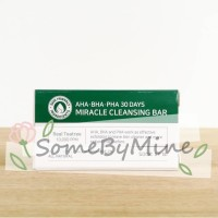 SOME BY MI AHA BHA PHA 30 Days Miracle Cleansing Bar 25ml