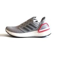 Adidas Sepatu Sneakers Ultra Boost 6.0 Abu Putih