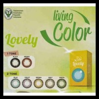 Soflen Living Color Lovely Soflen / Soflens Lensa Kontak So Lovely