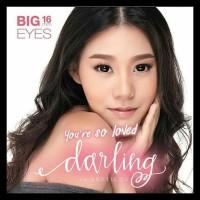 Softlens Exoticon Darling X2 Big Eyes Murah Meriah