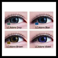 Softlens Living Color Adore / Soflens Lc Adore