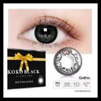 Softlens X2 Koko Black