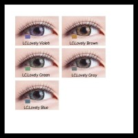 Softlens Living Color Lovely 2 Tone (Kemenkes)