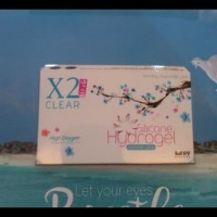 Softlens Bening Silicone Hydrogel Bulanan X2 Sanso By Exoticon