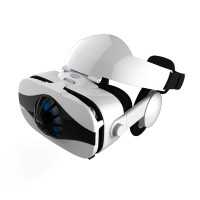 New FIIT VR 5F 3D VR Virtual Reality 3D Glasses Box for 4.0-6.3 inch