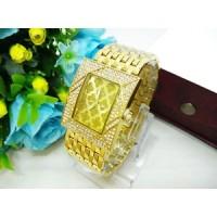 Jam tangan murah Guess 5191 Gold
