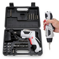 HOT SELL 4.8V Multi-Function Electric Screwdriver Portable Charging