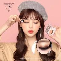 Grosir 🍓Royal💯 Eyeshadow Variasi 2 Warna Coklat Metalik +